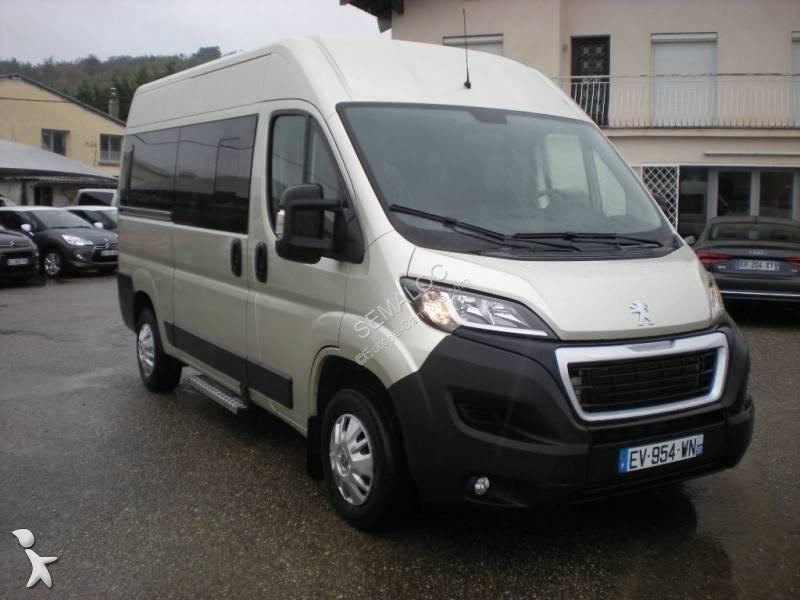 Autobus Peugeot BOXER ACTIVE 130 BVM6