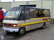 Mercedes 814D TeamStar 25 Seats Passenger Bus Good Condition