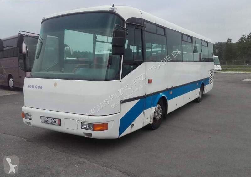 Voir les photos Autobus SOR C9.5 NA CZĘŚCI