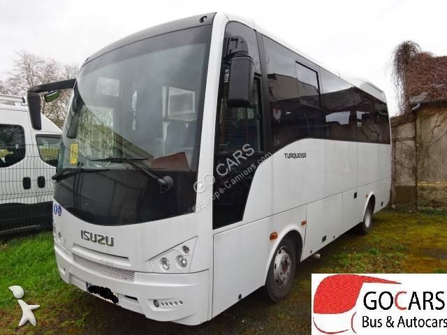Autobus Isuzu turquoise 33+1 euro6