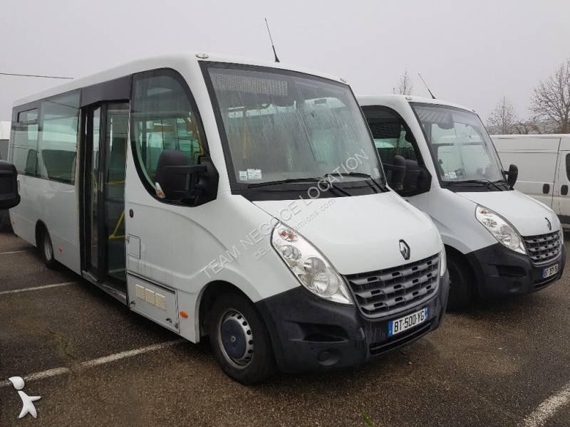 Autobus Renault master bus 9 000 km
