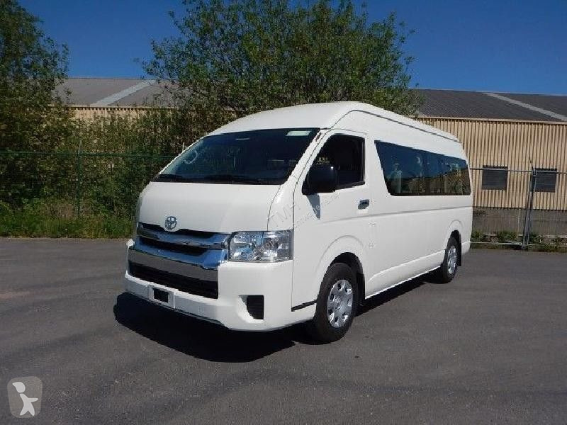 Voir les photos Autobus Toyota 2.4 High Roof