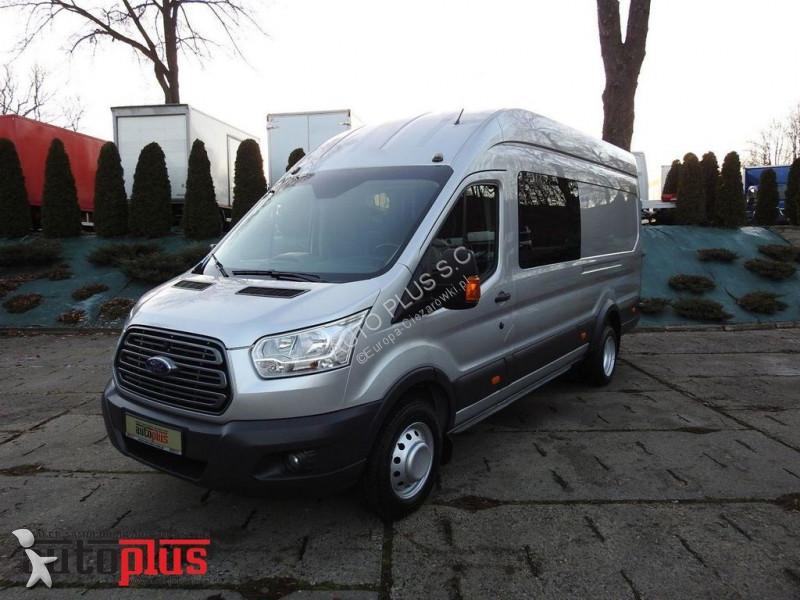 Autobus Ford TRANSITFURGON BRYGADOWY 7 MIEJSC KLIMA WEBASTO TEMPOMAT [ 5596