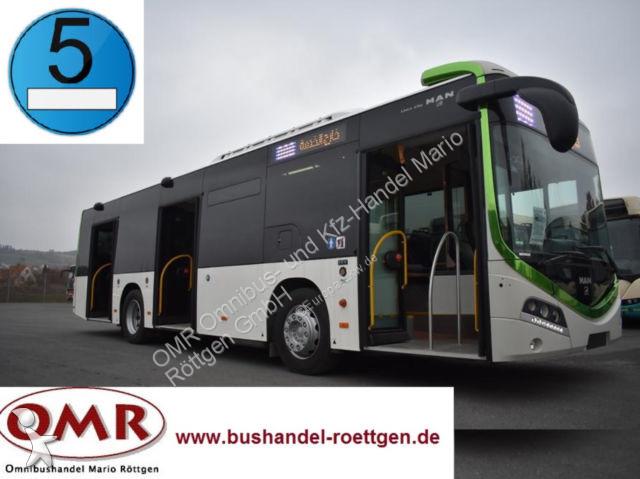 MAN A47 Lion`s City / A66 / Midi / 530M / 11.000km!! Omnibus