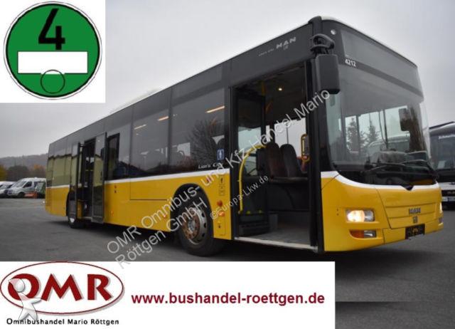 MAN NÜ 313/A20/Lion´s City/A21/530/ Citaro Omnibus