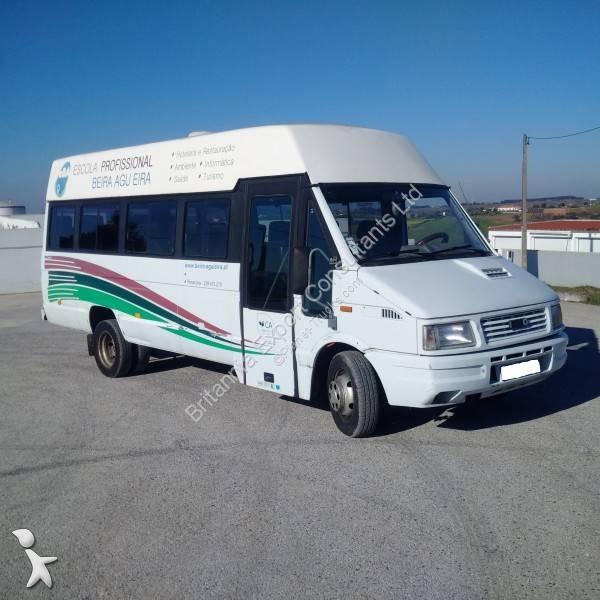 Iveco 45.10 2.5 Turbo diesel bus