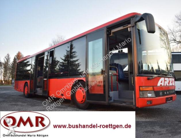 Setra S 315 NF / UL / 530 / 4416 / Klima Omnibus
