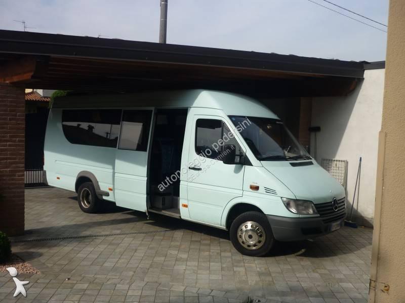 Mercedes 416 cdi bus