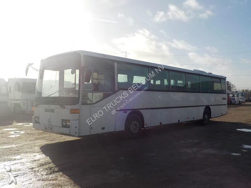 Autobus Mercedes 0408 (54 SEATS / MANUAL GEARBOX)