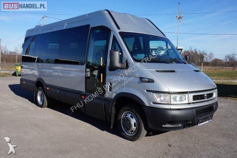 Autobus Iveco Daily 50C17