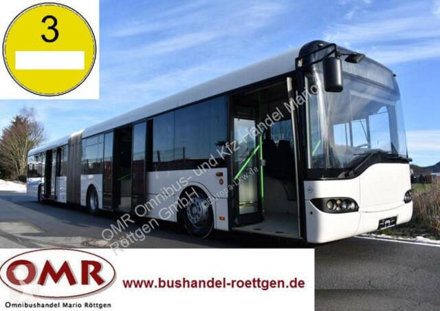 Voir les photos Autobus Solaris Urbino 18 / Citaro / A23 / Top Zustand