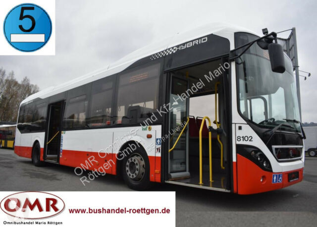 Used Volvo buses GERMANY