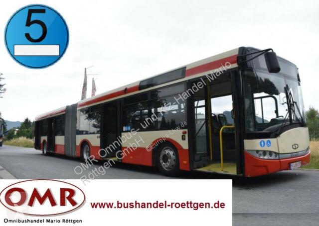 Voir les photos Autobus Solaris Urbino 18/530 G/Lion´s City/A23/7700/Euro 5