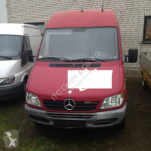 Mercedes 213 CDI Hoch Lang