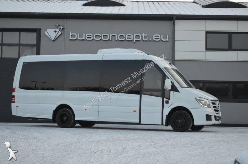 Autobus Mercedes 519 aut XXL 23 Places