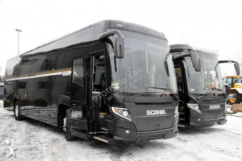 Autobus Scania TOURIST BUS / COACH SCANIA HIGER A-SERIES TOURING HD 51 PLACES