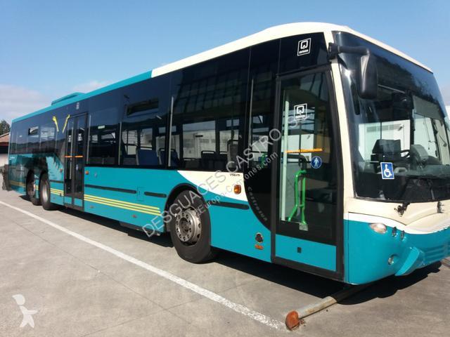 Volvo Interurbano Castrosua bus