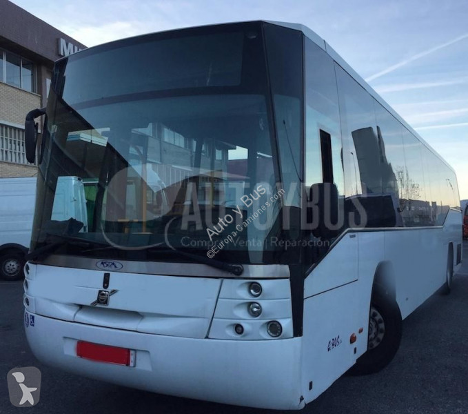 Voir les photos Autobus Volvo SUNSUNDEGUI ASTRAL B12B Urb