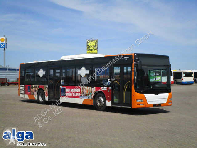 Voir les photos Autobus MAN Lions City, A 21, Euro 4, Klima, Rampe