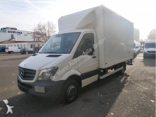 Mercedes Sprinter II Koffer 513 CDI Mit Ladebordwand 5,3 to GG