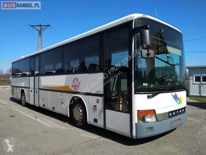 Voir les photos Autobus Setra 315 UL