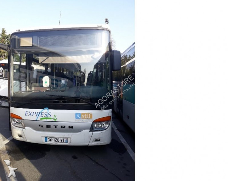 Autobus Setra S417UL