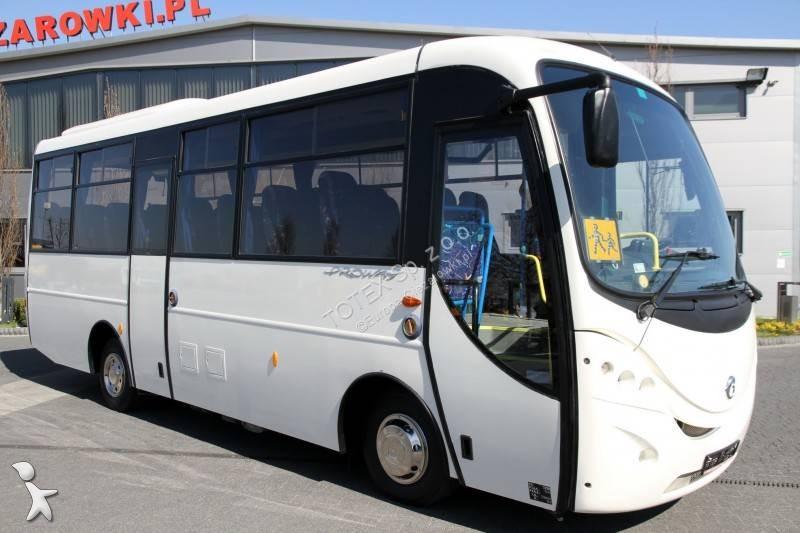 Autobus Irisbus IVECO EUROCARGO IRISBUS PROWAY TOURIST BUS COACH EEV 34+1 80 000 KM!!!