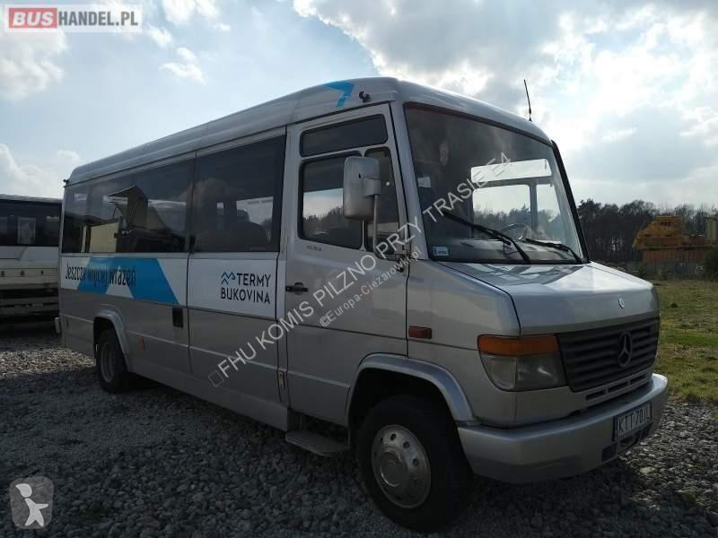 Voir les photos Autobus nc MERCEDES-BENZ - 614D Vario