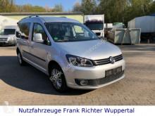 Volkswagen Caddy 1,6 TDI, 1.Hd., D-Fzg.,7Sitze,Scheckheft