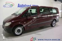 Mercedes Vito Vito 111 CDI Lang Automatik 7 Sitze Klima 1.Hand