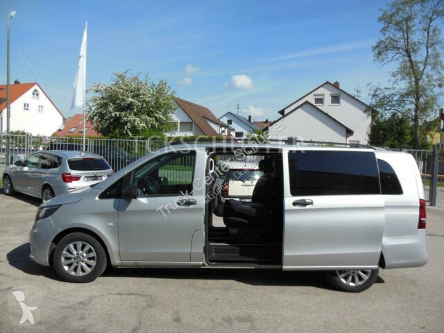 Voir les photos Autobus Mercedes Vito Tourer 116 CDI Select EXTRALONG AHK2,5t