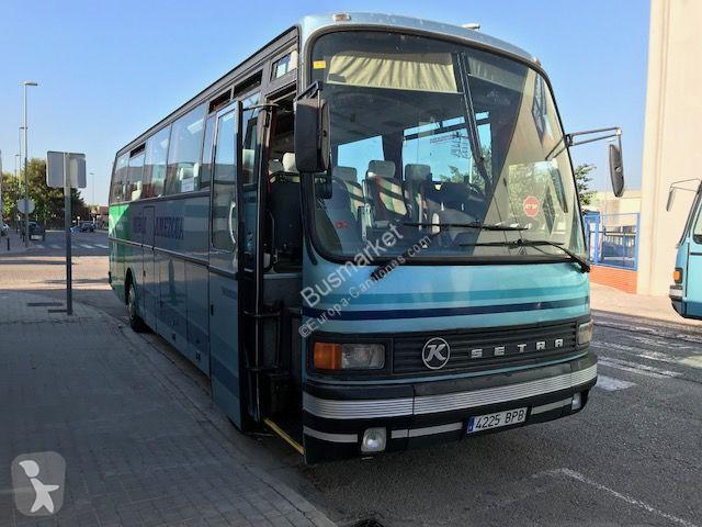Ver las fotos Autobús Setra 212HD
