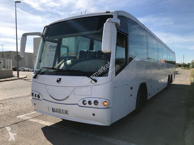 Autobús MAN 22-400