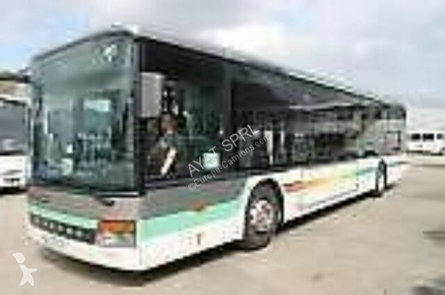 Voir les photos Autobus Setra 315 NF