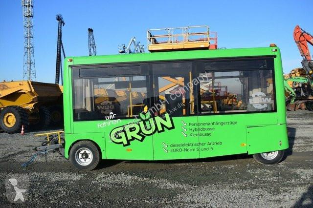 Zobaczyć zdjęcia Autobus nc Buszug Anhänger-Bus  Zusatzhz.
