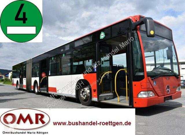 Voir les photos Autobus Mercedes O 530 G Citaro / 1. Hand / A23