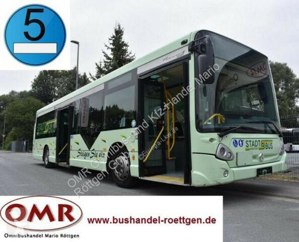 Ver as fotos Camioneta Irisbus Heuliez GX 327 / Citaro / 530 / A20 / A21