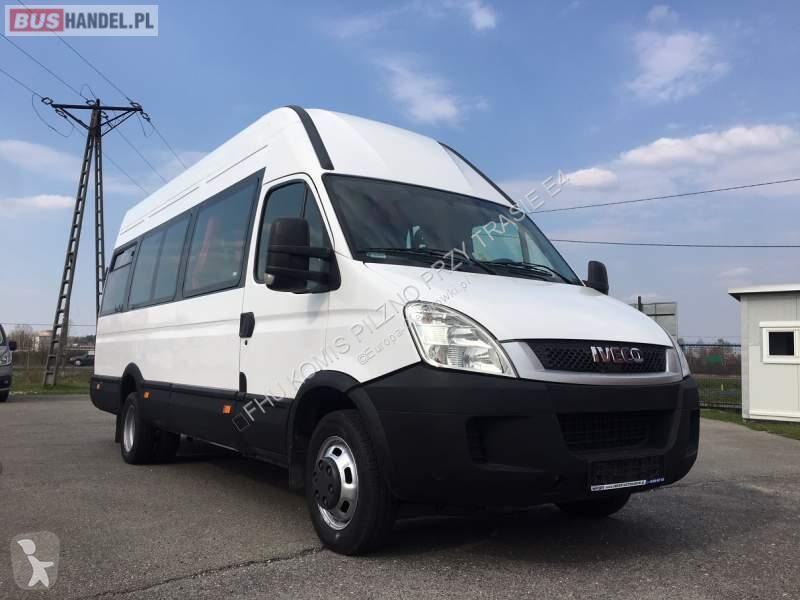 Zobaczyć zdjęcia Autobus Iveco DAILY 50C15 KLIMA