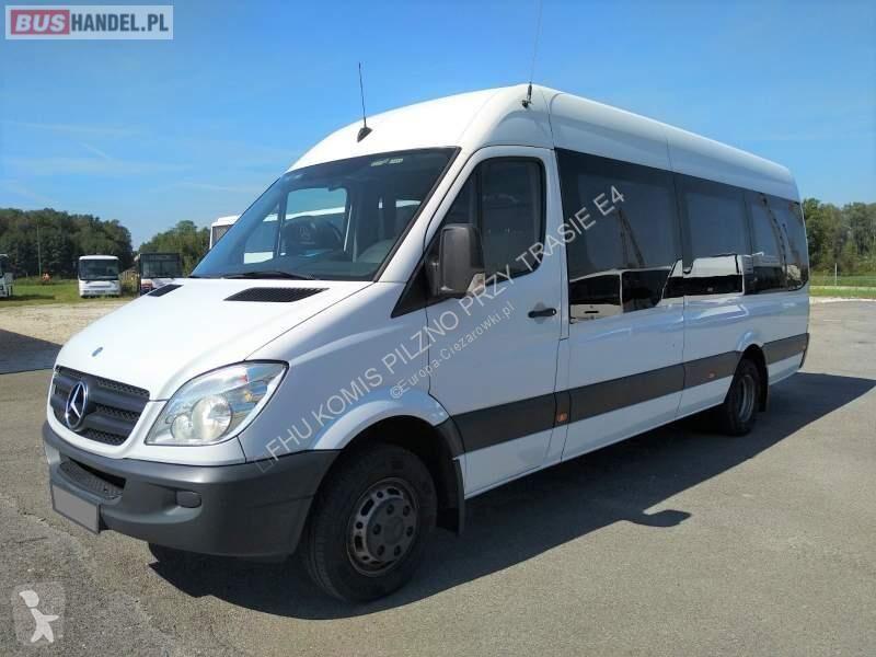 Zobaczyć zdjęcia Autobus nc MERCEDES-BENZ - Sprinter 516
