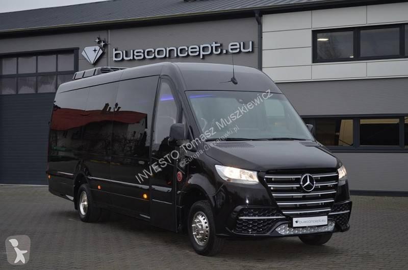 Zobaczyć zdjęcia Autobus Mercedes 516 cdi
