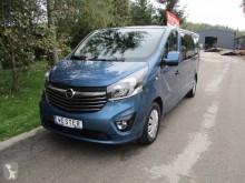 Opel VIVARO Passenger Przebieg 81.000 krajowy Long klima Nawigacja Tempomat