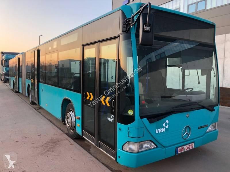 View images Mercedes O 530 G Citaro   KLIMAANLAGE   EURO 3 bus