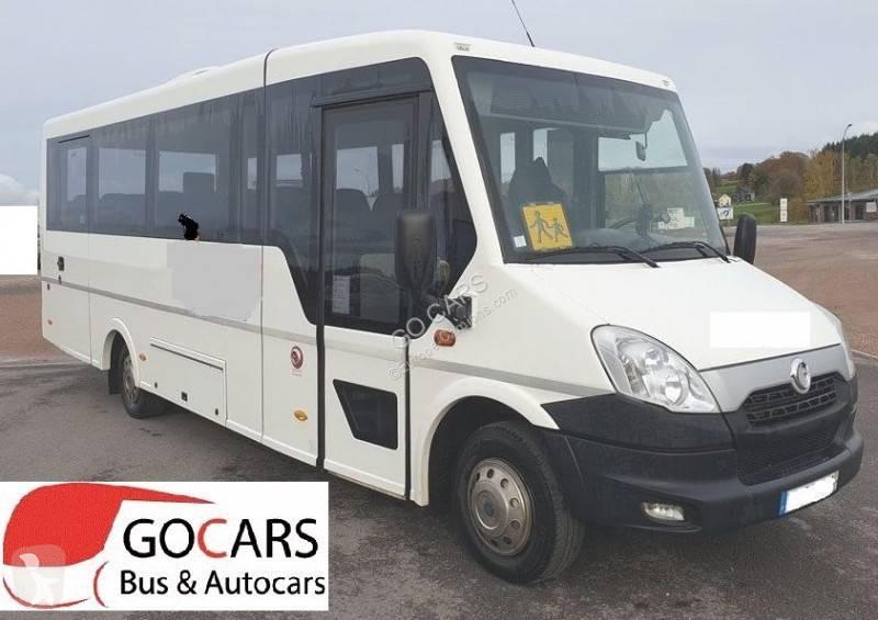 Voir les photos Autobus Iveco indcar mobi wing