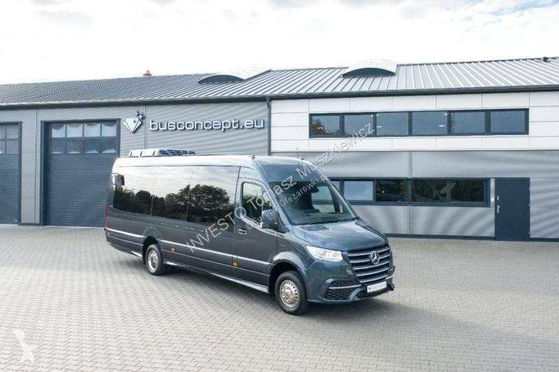 Voir les photos Autobus Mercedes Sprinter 519 cdi