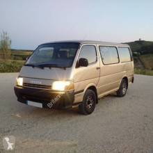 Toyota minibus