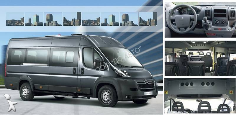 minibus citro n jumper gazoil euro 5 neuf n 883858. Black Bedroom Furniture Sets. Home Design Ideas