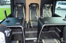 minibús Mercedes Sprinter 519 cdi aut 18pl 2018y Diesel Euro 6 nuevo - n°2234863 - Foto 10