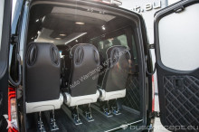Voir les photos Autobus nc MERCEDES-BENZ - Sprinter 319 Taxi +Lift / Full Car CoC M1 / Black & Silver neuf