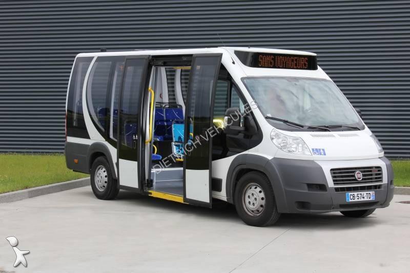 minibus fiat minibus urbain 21 places fiat ducato gazoil