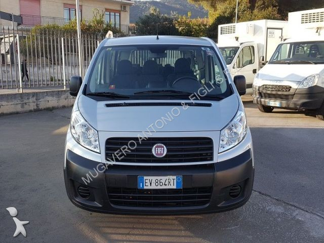 minibus fiat scudo 9 posti 2 0mjt 130 cv gazoil euro 5 occasion n 1885729. Black Bedroom Furniture Sets. Home Design Ideas